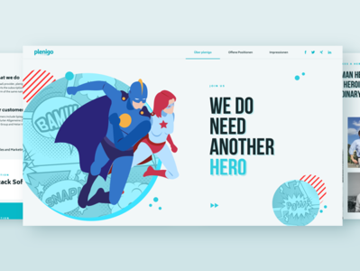 Plenigo Jobs WordPress Custom Theme Development