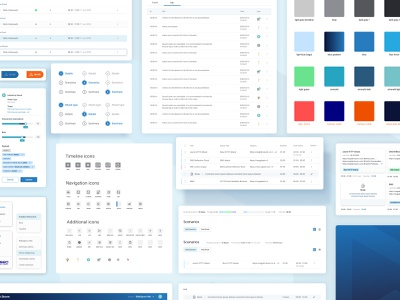 Design System uxdesign design systems design system visual identity styleguide branding design icon design user inteface ui style guide