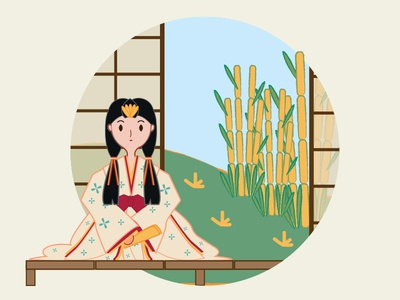Princess Kaguya   Japanese Fairy Tale