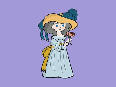Cute Marie Antoinette