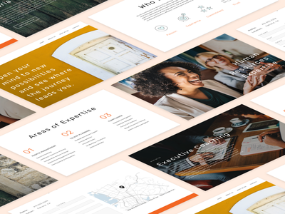 Website Design consultancy branding ux ui design