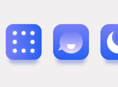 Day 4 App icons