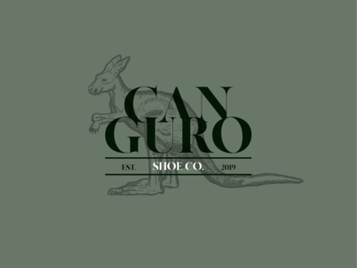 Cabguro | Shoe Co.| Logo Design