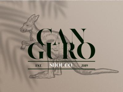 Canguro | Logo Design design typography illustration vector logo branding adobe illustrator photoshop digital design