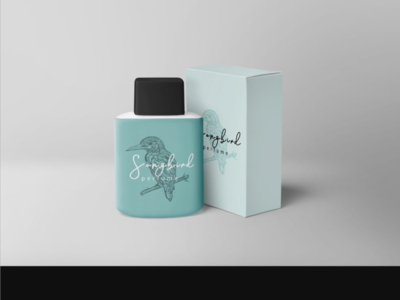 Songbird | Perfume| Logo Concept