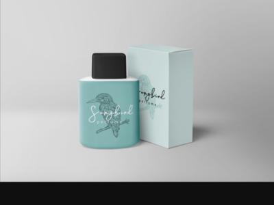 Songbird | Perfume| Logo Concept vector photoshop brandig design adobe illustrator logo personal project
