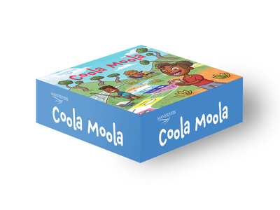 Coola Moola Board Game Design