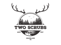 Another concept for Two scrubs Ranch