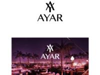 lounge bar logo design