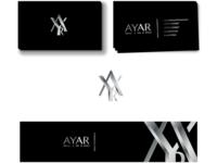Logo Design /Business card/Facebook cover  for Ayar clounge