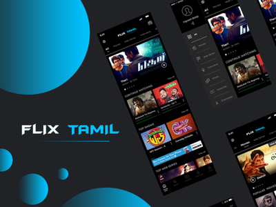 Filx Tamil App UI