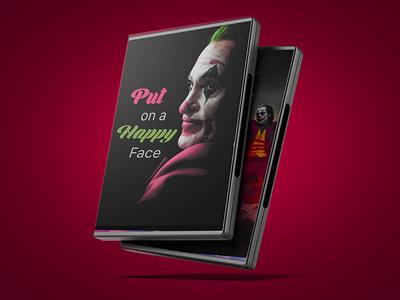 Joker 2019 DVD Box Cover