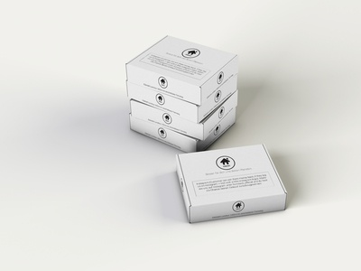 Box packaging design