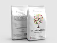 Beerenwachs pastillen Packaging Design