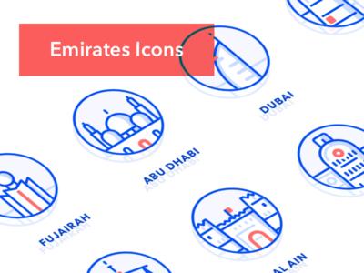 Emirates Icons