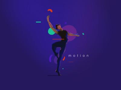 Illustration Series Motion
