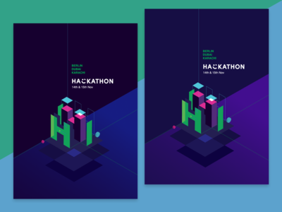 Hackathon Posters