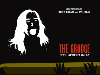 The grudge movie poster