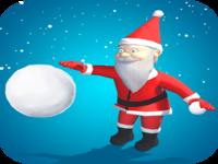 Santa Snowball Christmas Adventure
