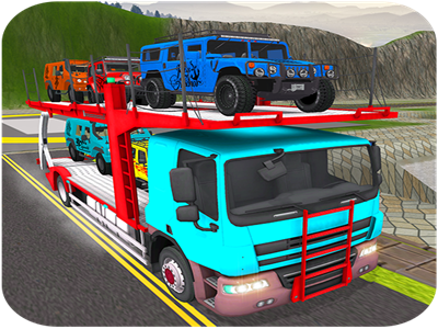 4x4 Offroad Racing: Transport Truck Driving by thomasbrad on