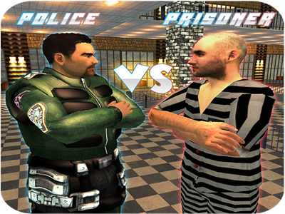 Prisoner Vs Police: Prison Escape Plan