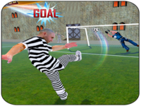 Jail Sports Events: Prisoner vs Police
