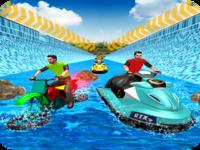 Aqua Bike Stunts: Water Impossible Ramps