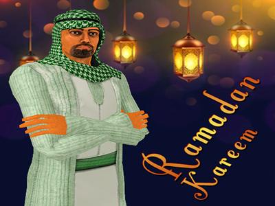 Virtual Muslims Life In Ramadan Mubarak