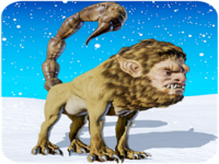 Scorpion Monkey Family Sim