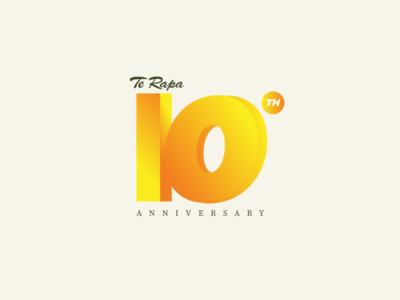 Terapa 10 Years Badge