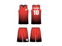 Basketball Uniform Design