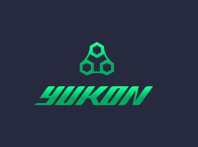 Yukon Logo Design simple logocreator logoawesome logomark marks symbol icon icon flat typography identity brand minimal logo design graphic design branding