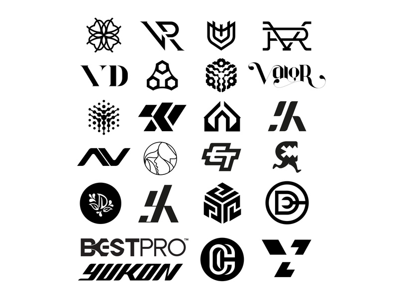 Logo's of 2019-2020 symbol icon packaginglogo package design branddevelopment brand identity brand design icons iconic logo marksizm symbols icon flat typography identity brand logo design minimal graphic design branding