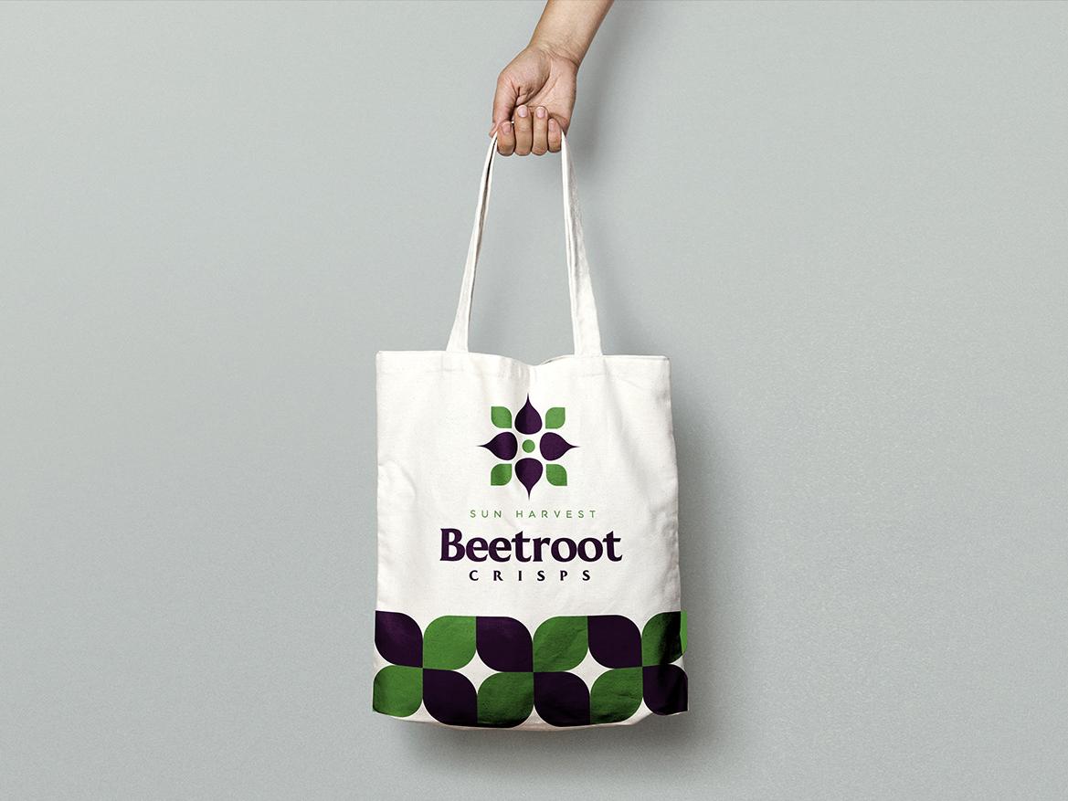 Bag/Pouch beetroot brand identity branding and identity packagingdesign packagingpro brand graphic design icon art identity typography flat clean minimal illustrator logo design branding