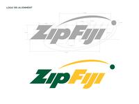 zipfiji rebranding logo