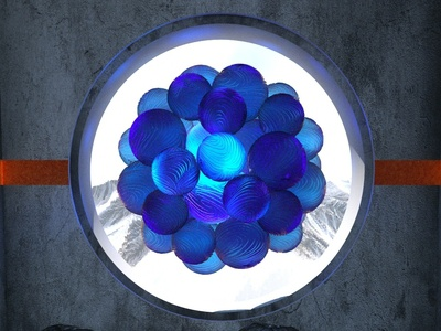 C4D Essential Training decorations octane balls illustration grid glass flat design c4d 3d