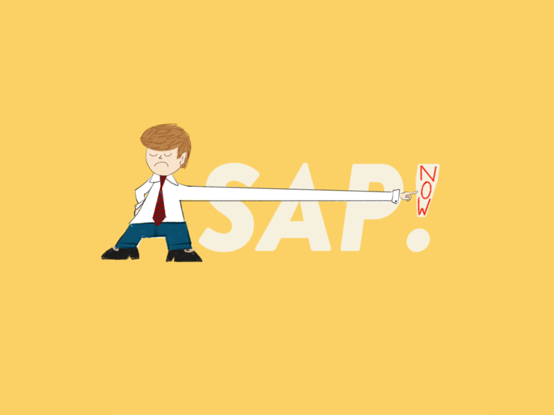 ASAP! design logo children art illustration