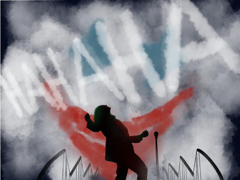 Joker movie joker illustration procreate dribbble