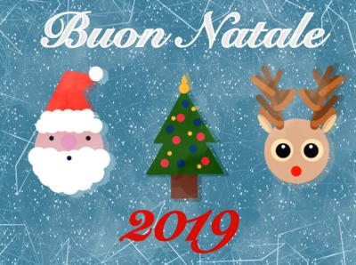 Christmas Characters - a Christmas Card