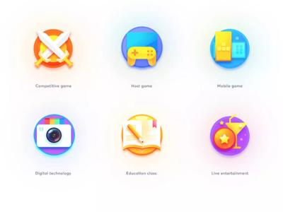 icon练习……