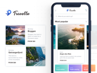 Travello App - Plan a new travel adventure