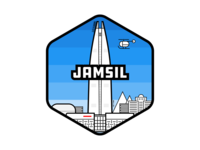 Korea Landmark: Jamsil