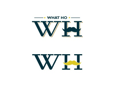 What ho logo concepts