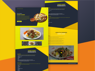 Indonesia Foods Recipe