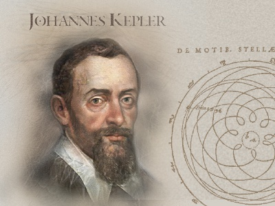 The Real Johannes Kepler? quantum mechanics deep learning face recognition sciam astronomy math mit johannes kepler scientific american average computational face anatomy portrait science illustration