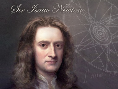 Principia Mathematica  - Sir Isaac Newton