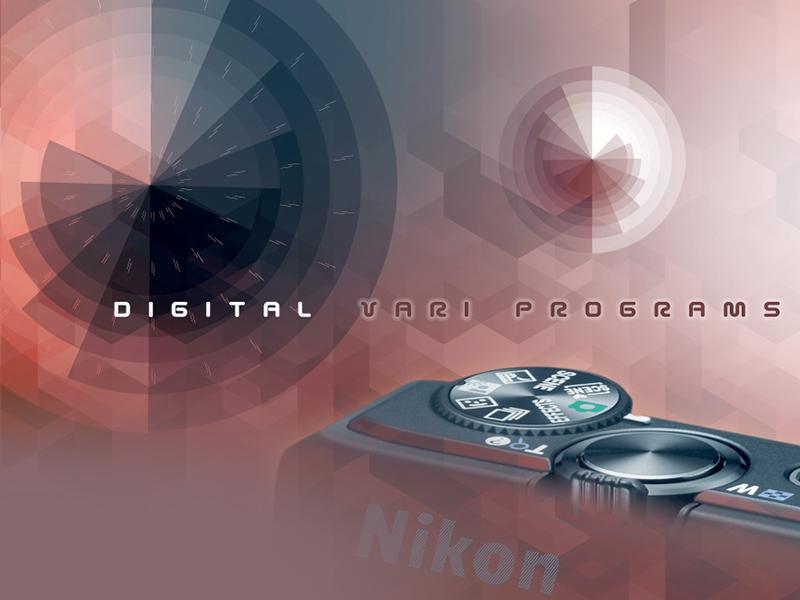 Nikon Technology • Digital Vary Programs science illustration scientific american photography sciam technology nikon