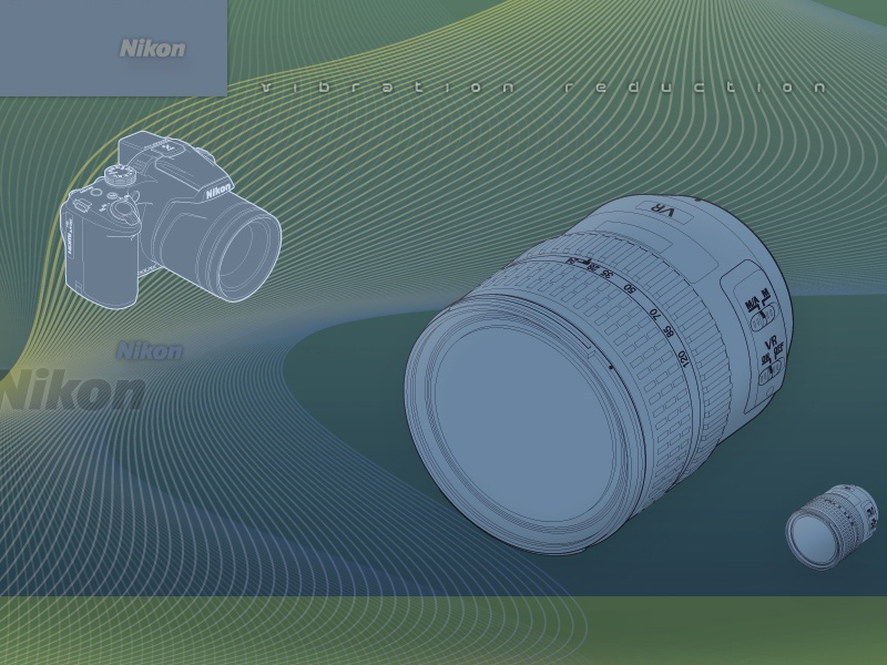 Nikon Vibration Reduction reduction vibration nikon