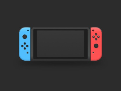 Nintendo Switch ui switch