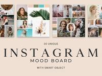 30 Free Instagram Mood Board Templates